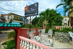 Doña Juana restaurant in Vedado © Cuba Absolutely, 2014