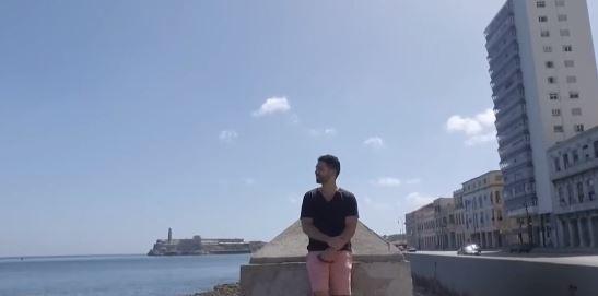 Resultado de imagen para Cubano documenta su travesía para llegar a Miami