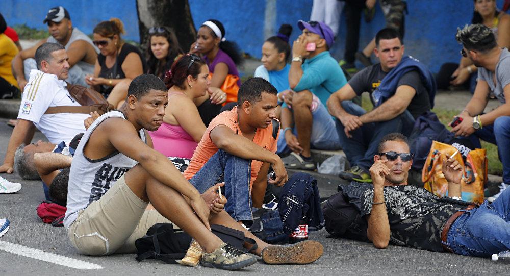 Resultado de imagen para caceria de cubano en mexico